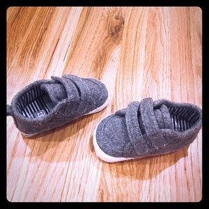 NWOT Carter's Gray Shoes - 3-6mos